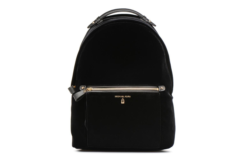 Nylon Velours Kelsey LG Backpack