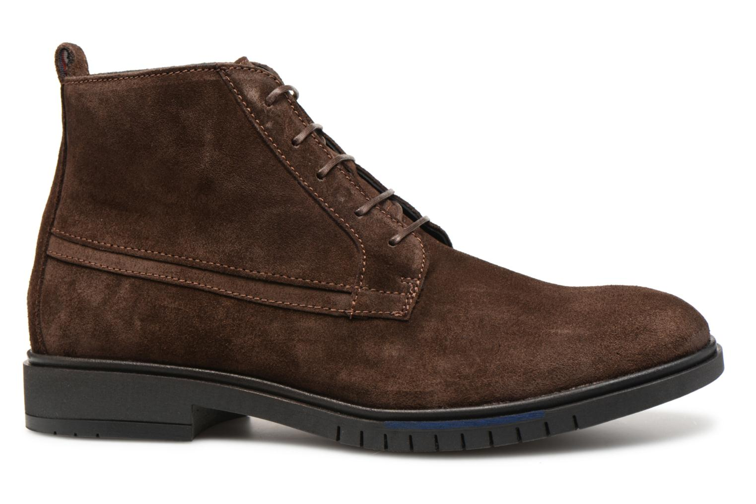 FLEXIBLE DRESSY SUEDE BOOT