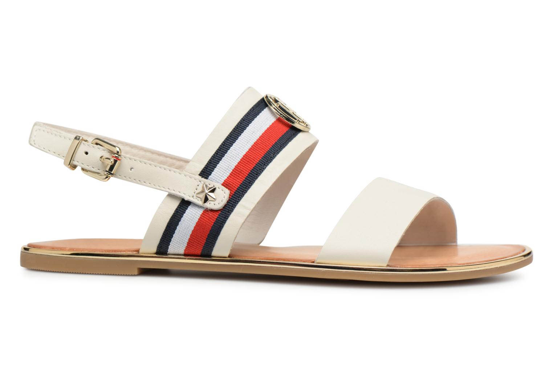 Nu pieds White