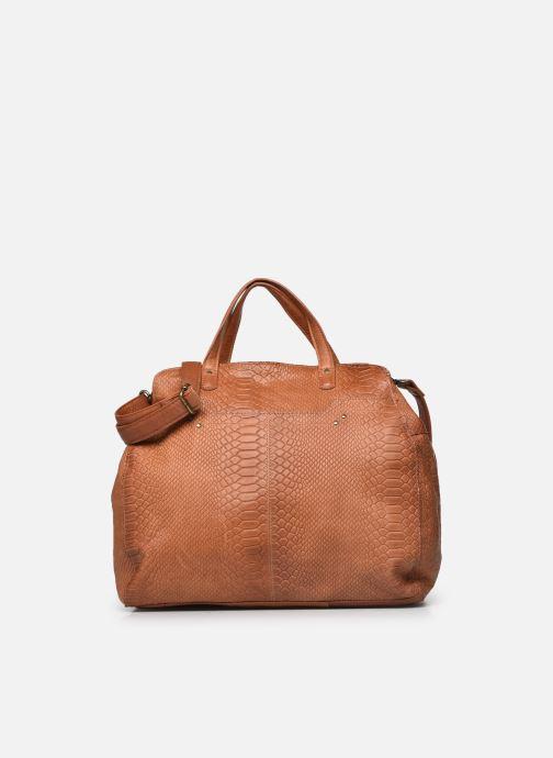 Cora Leather Daily Bag par Pieces - Pieces - Modalova