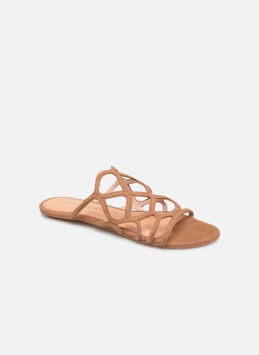 Vmalyssa Leather Sandal par Vero Moda