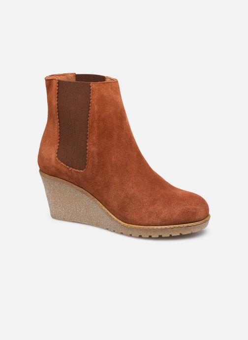 Boots Cortland par Bensimon