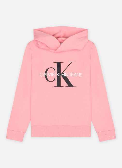 Sweatshirt Monogram Hoodie par - Calvin Klein - Modalova