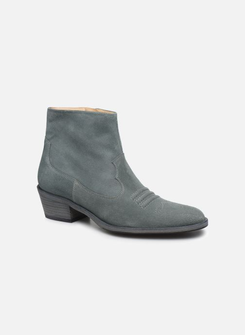 JANE 5 WEST ZIP BOOT par Free Lance