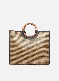 Structured Rafia Bag