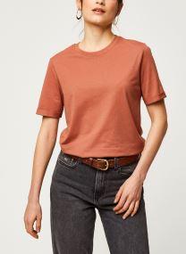 T-Shirt Pcria Ss Fold Up Solid Tee Noos Bc