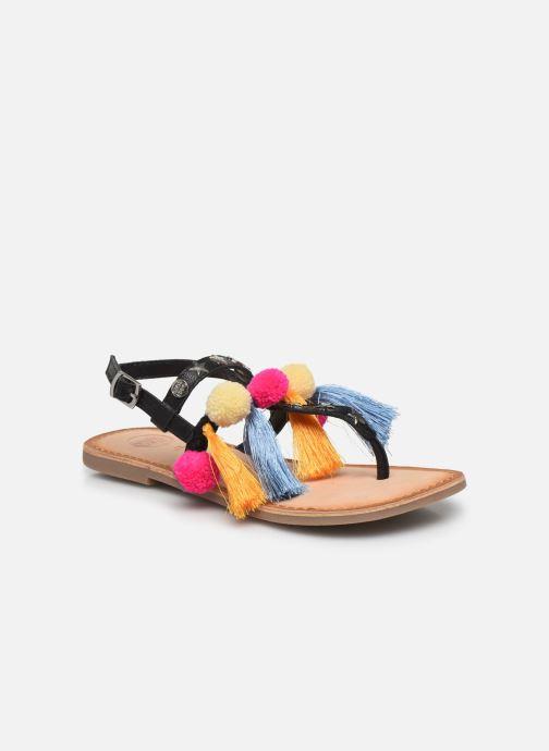 Artikel klicken und genauer betrachten! - Gioseppo-Sandalen für Kinder verfügbar in Gr.. , Material: Leder, Farbe: schwarz, Stil: mit Riemen Freizeit | im Online Shop kaufen