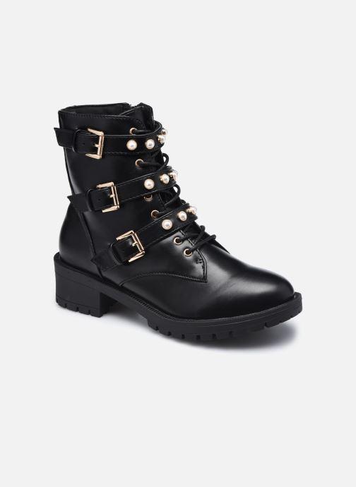 Artikel klicken und genauer betrachten! - Bianco-Stiefeletten & Boots für Damen verfügbar in Gr.. , Material: Synthetisch, Farbe: schwarz, Stil: mit Elastikeinsatz Freizeit | im Online Shop kaufen