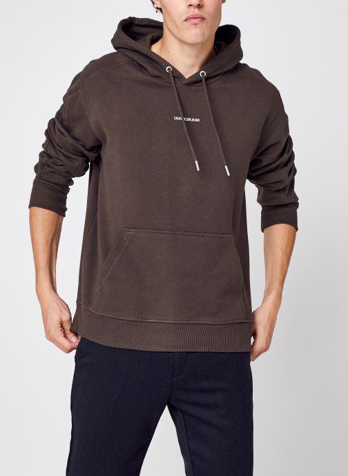 Micro Branding Hoodie par - Calvin Klein Jeans - Modalova