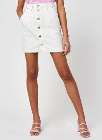 A-Line Short Denim Skirt Sspwr