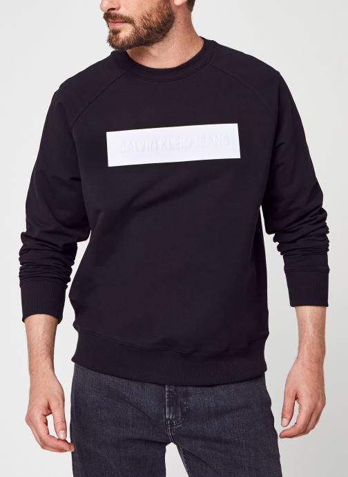 Blocking Logo Crew Neck par - Calvin Klein Jeans - Modalova