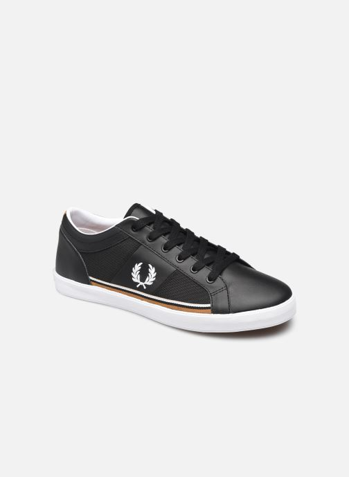 BASELINE TIPPED POLY / LEATHER par - Fred Perry - Modalova