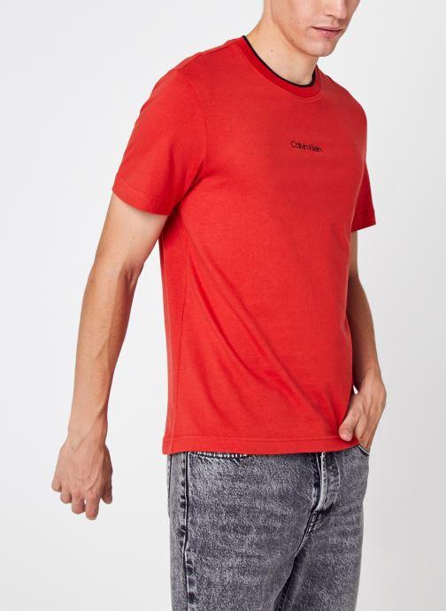 Center Logo T-Shirt par - Calvin Klein - Modalova