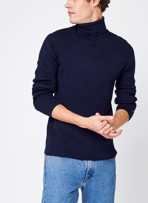 Micro Branding Rib Roll Neck par - Calvin Klein Jeans - Modalova
