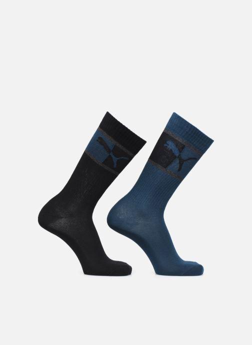 Men Blocked Logo Sock 2P par - Puma Socks - Modalova