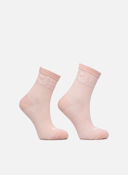 Women Outline Logo Short Sock 2P par - Puma Socks - Modalova