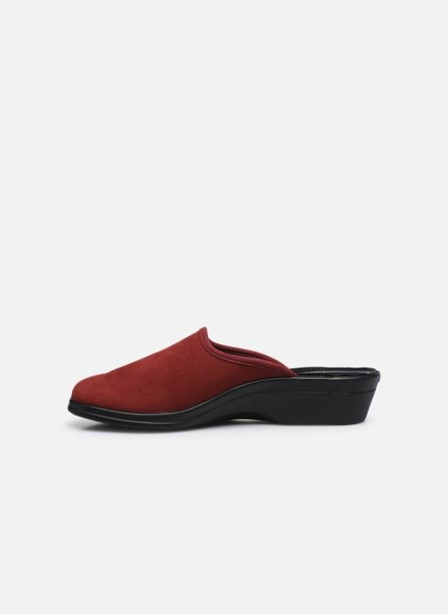 Slippers Romika Remo 122 Red front view