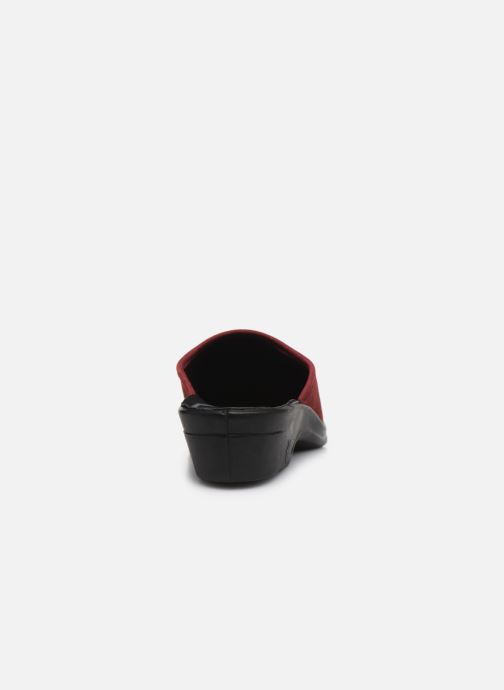 Chaussons Romika Remo 122 Rouge vue droite