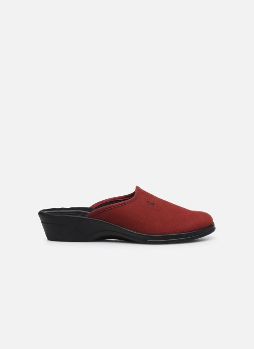 Pantoffels Romika Remo 122 Rood achterkant