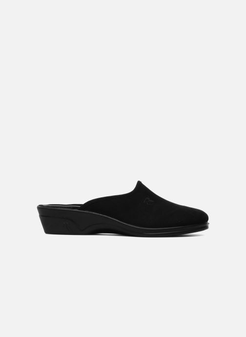 Slippers Romika Remo 122 Black back view