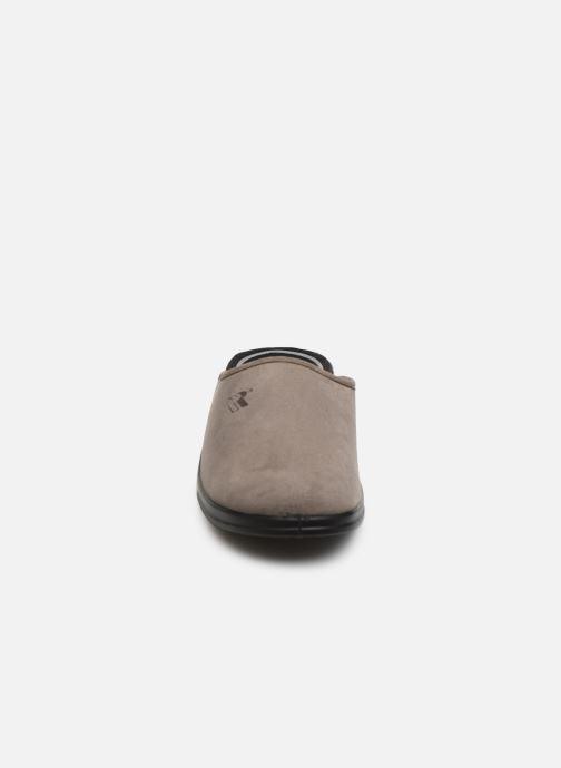 Chaussons Romika Remo 122 Gris vue portées chaussures