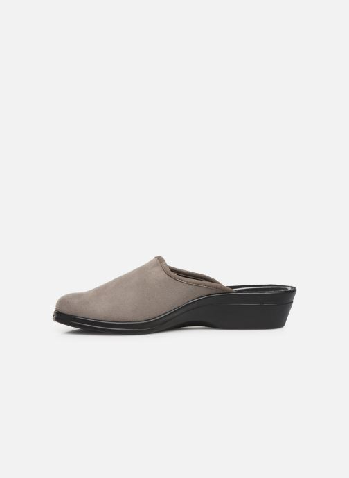 Chaussons Romika Remo 122 Gris vue face