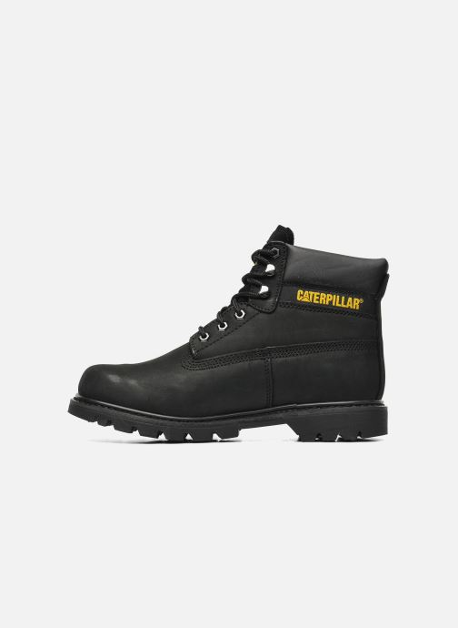 Boots en enkellaarsjes Caterpillar Colorado Colorado Zwart voorkant