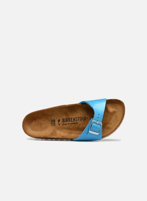 Mules et sabots Birkenstock Madrid EVA W Bleu vue gauche