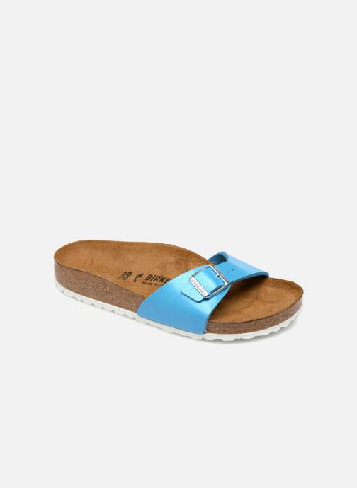 Wedges Birkenstock Madrid EVA W Blauw detail
