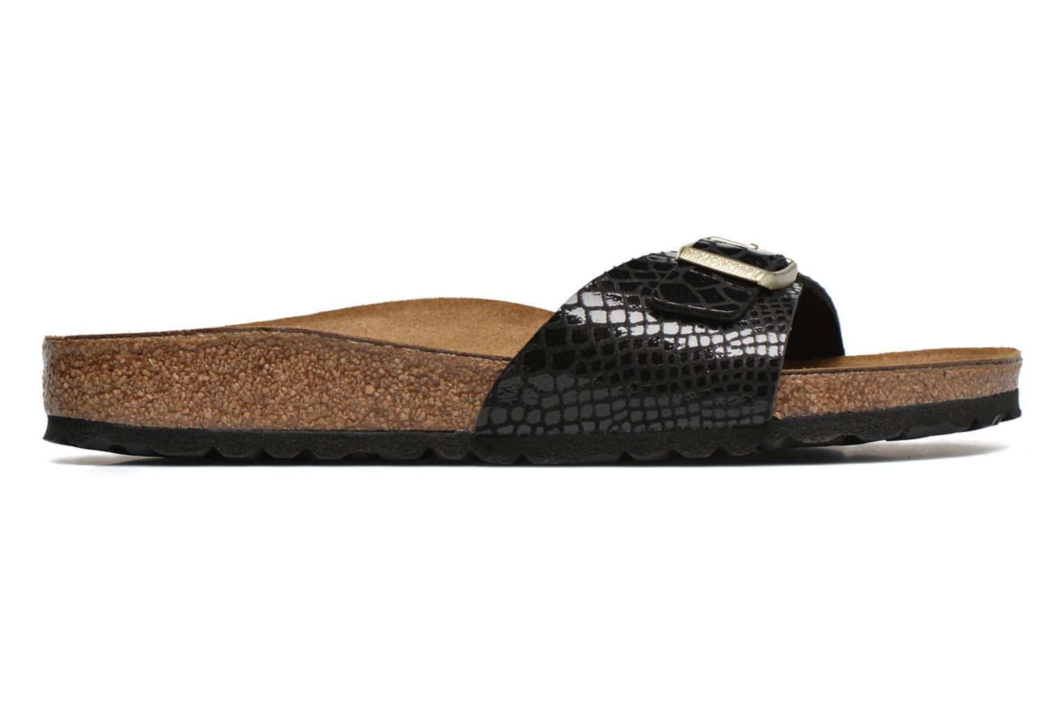 Mules & clogs Birkenstock Madrid Black back view