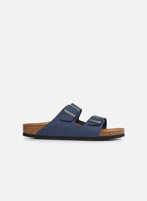 Sandalen Birkenstock Arizona blau ansicht von hinten