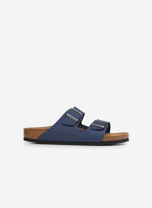 Sandales et nu-pieds Birkenstock Arizona Bleu vue derrière