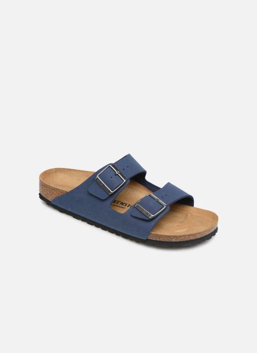 Sandales et nu-pieds Birkenstock Arizona Bleu vue détail/paire