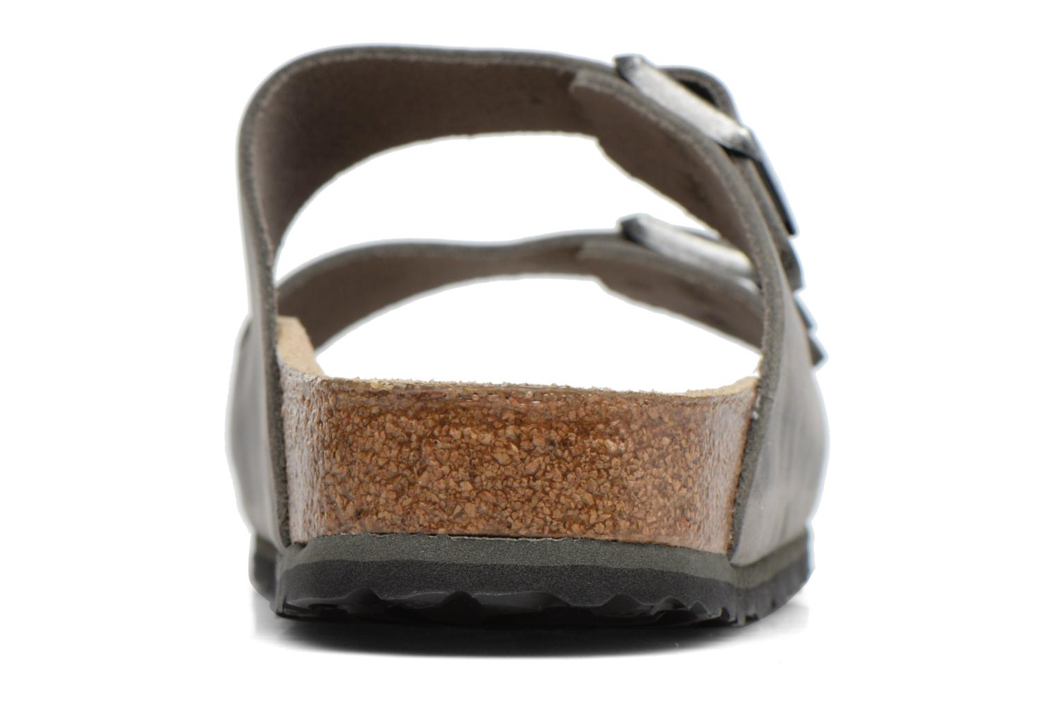 Sandals Birkenstock Arizona Grey view from the right