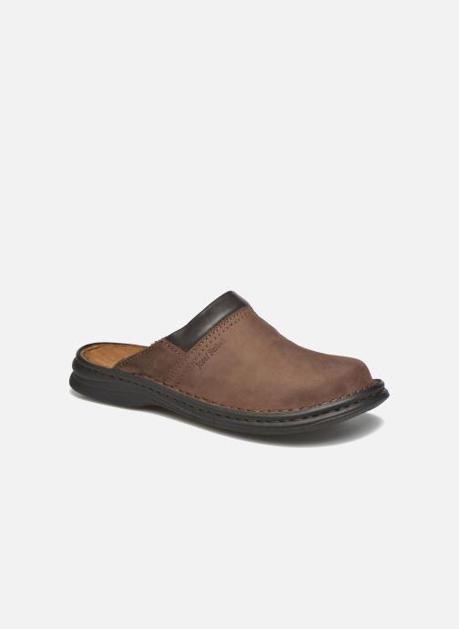 Pantofole Josef Seibel Max Marrone vedi dettaglio/paio