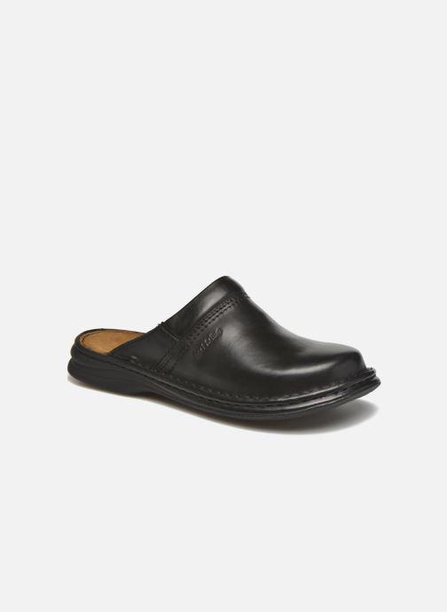 Pantofole Josef Seibel Max Nero vedi dettaglio/paio