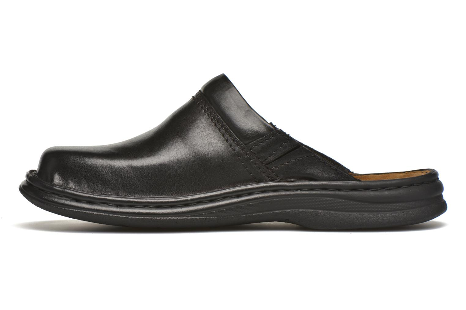 Slippers Josef Seibel Max Black front view