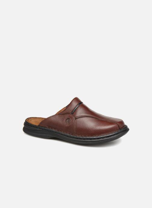 Pantofole Josef Seibel Klaus Marrone vedi dettaglio/paio