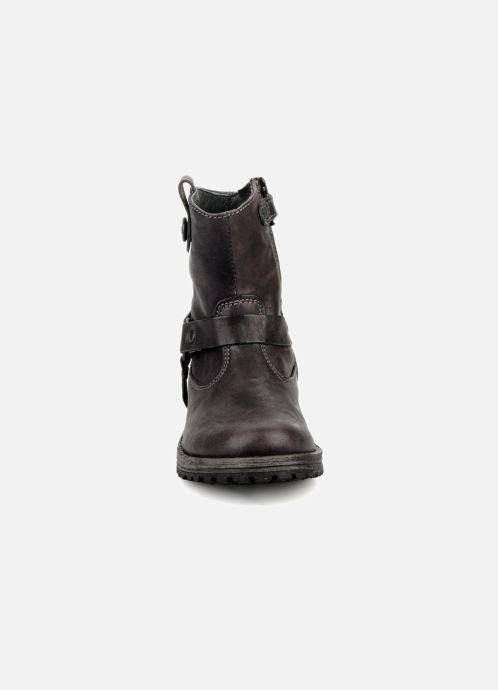 Stiefeletten & Boots Stones and Bones Iker grau schuhe getragen