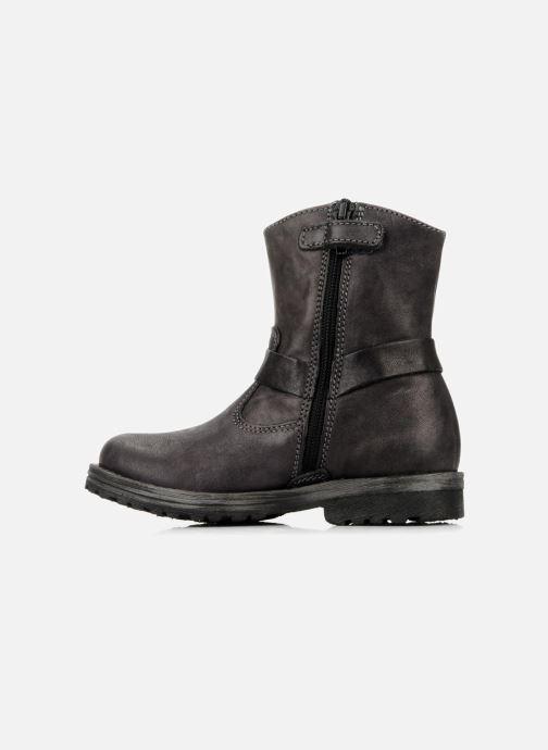 Stiefeletten & Boots Stones and Bones Iker grau ansicht von vorne