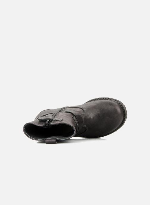 Bottines et boots Stones and Bones Iker Gris vue gauche