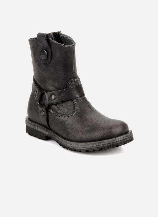 Bottines et boots Stones and Bones Iker Gris vue détail/paire
