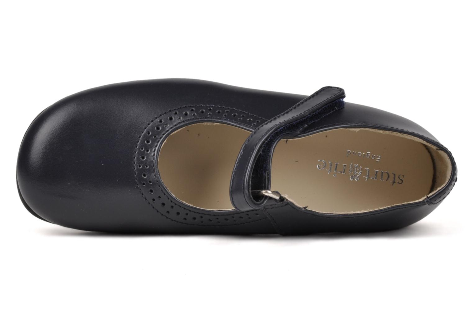 Ballet pumps Start Rite Delphine Blue view from the left