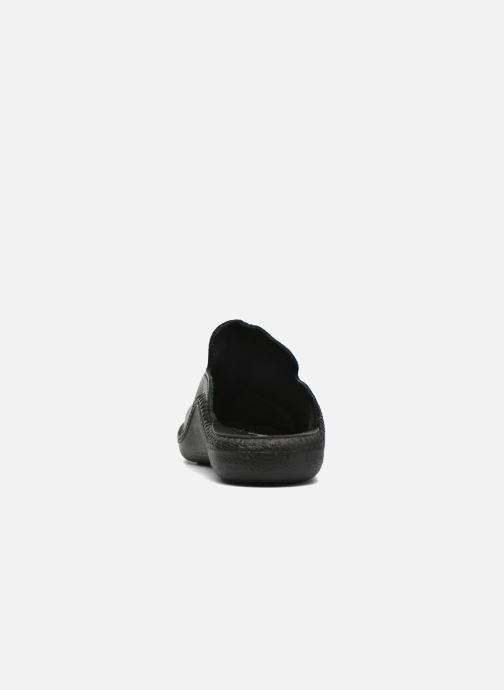 Slippers Romika Mokasso 202 G Black view from the right