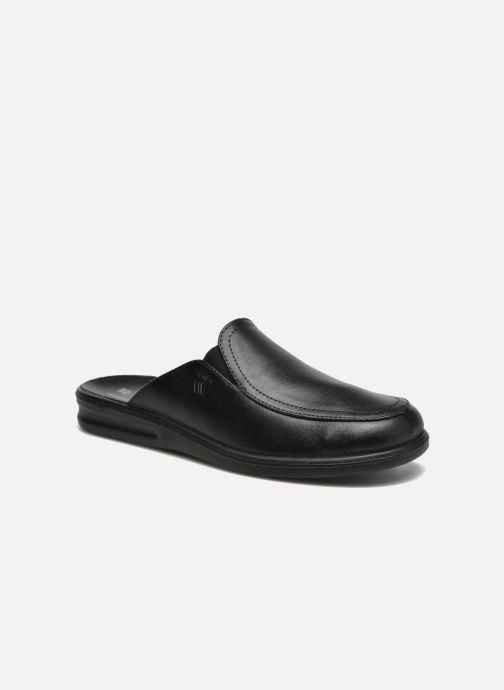Pantoffels Romika Präsident 20 Zwart detail