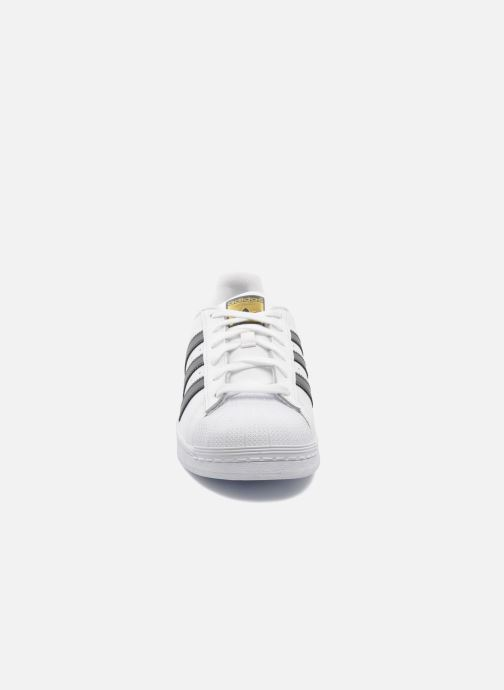 Sneakers adidas originals Superstar Wit model