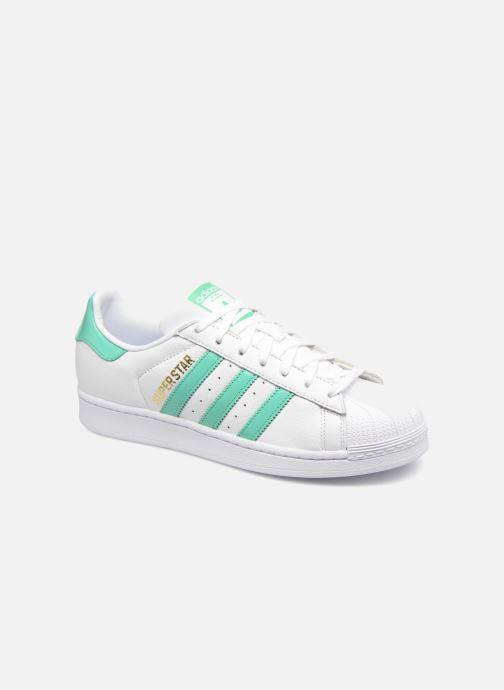 Adidas Originals Superstar (Bianco) - scarpe da ginnastica chez | Buona qualità  | Maschio/Ragazze Scarpa