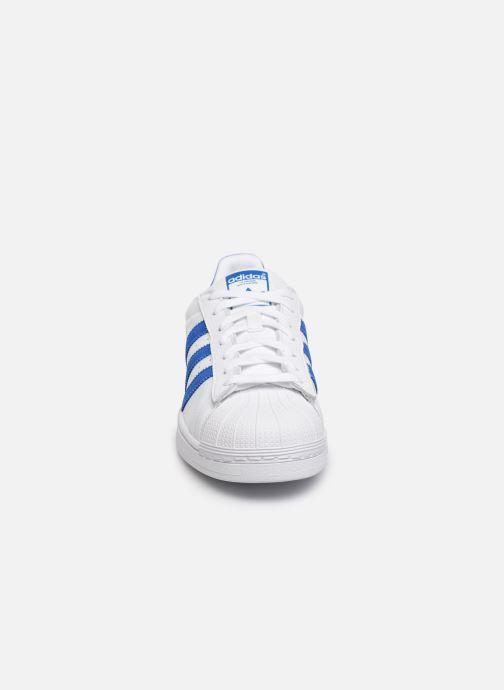 Sneakers adidas originals Superstar Hvid se skoene på