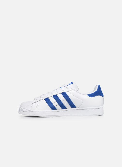 Deportivas adidas originals Superstar Blanco vista de frente