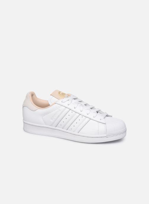 Sneakers adidas originals Superstar Vit detaljerad bild på paret